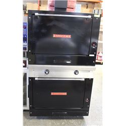 MOFFET DOUBLE OVEN