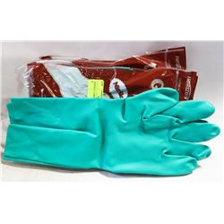 HORIZON 15MIL -L- GLOVES - LOT OF 6