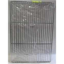 STAINLESS WIRE GRATES - LOT OF 2