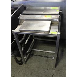 HOBART COMMERCIAL S/S WRAPPING / SEALING MACHINE
