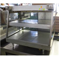 TAPEZOIDAL COUNTERTOP 1420W FOOD DISPLAY