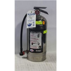 6L BADGER WET-CHEMICAL FIRE EXTINGUISHER