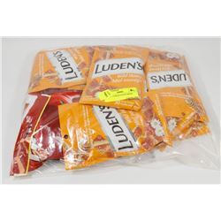 BAG OF LUDENS COUGH DROPS