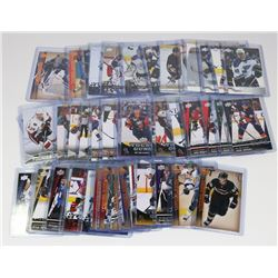 LOT OF 46 UPPER DECK YOUNG GUN HOCKEY CARDS -