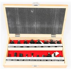NEW CRAFTSMAN 22 PROFILES  ROUTER BIT SET