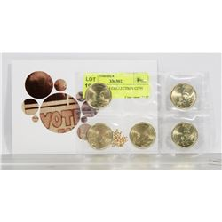 150 YEAR RCM COLLECTION COIN SET.