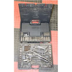 MASTERCRAFT TOOL KIT - 1/2 IN., 3/8 IN.,