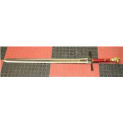 TRADITIONAL ENGLISH STYLE  SWORD