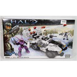 HALO MEGA BLOKS ARCTIC WOLVERINE 96852