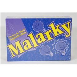 MALARKY BOARD GAME-FRENCH VERSION