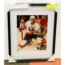 BRYAN TROTTIER AUTOGRAPH WITH UNAUTHENTICATED COA