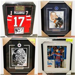 FEATURED HOCKEY MEMORABILIA