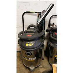 SHOP VAC ULTRA 8 GALLONVACUUM WITH HOSE AND