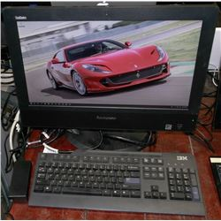 LENOVO THINKCENTER iNTEL i7 ALL-IN-ONE 500 GB HDD