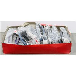CASE OF 11 WILLSON TINTED SAFETY GLASSES