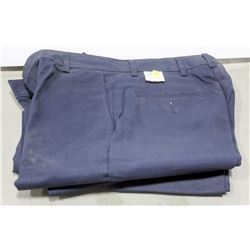 LOT OF 2 PAIR REDCAP WORK PANT, WAIST 32, LEG 32