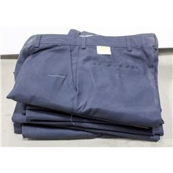 LOT OF 8 PAIR REDCAP WORK PANT, WAIST 36, LEG 30