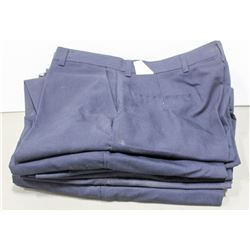 LOT OF 7 PAIR REDCAP WORK PANT, WAIST 40