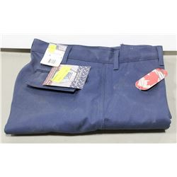 PAIR OF BIG BILL WORK PANT SIZE WAIST 34, LEG 30