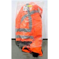 PIO HI-VIS 3-IN-1 SAFETY JACKET SIZE MEDIUM