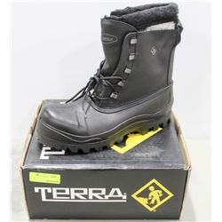 PAIR OF TERRA BLACKCOMB STEEL TOE WINTER WORK
