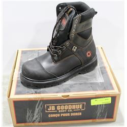 PAIR OF J.B. GOODHUE THINSULATE STEEL TOE WORK