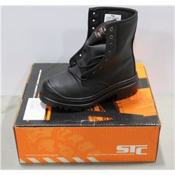 PAIR OF STC STEEL TOE METATECH WORK BOOT