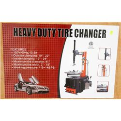 NEW HEAVY DUTY TIRE CHANGER