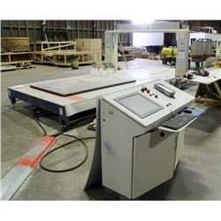 WINTECH ENGINEERING CNC CONTOUR CUTTER, HORIZONTAL