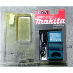 MAKITA HIGH CAPACITY CHARGER, FOR VOLTS 7.2, 9.6