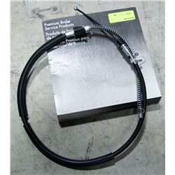 WAGNER BRAKE CABLE, #BC128368