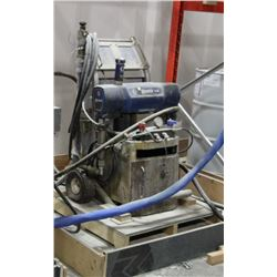 GRACO REACTOR E-30, COMES WITH PARTIAL GREY-NEEDS REPAIR