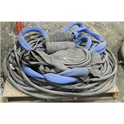 PALLET OF SPRAY FOAM HOSE