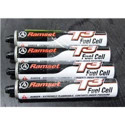 RAMSET T3 FUEL CELL 4 PACK
