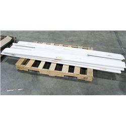 PALLET OF WOOD DOOR FRAMES