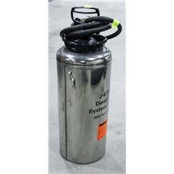 3 GALLON CAN DIESEL FUEL SYSTEM PRIMER, J-47912
