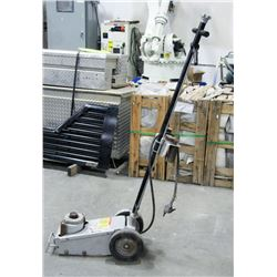 22 TON PNEUMATIC FLOOR JACK