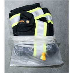 PIONEER HI-VIS FLAME RETARDANT INSULATED JACKET