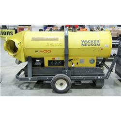 WACKER NEUSON HI400 PORTABLE HEATER