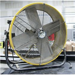 "MAXX AIR HIGH VELOCITY FLOOR FAN, 26"" DIAMETER"