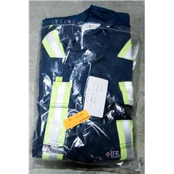 PAIR OF IFR WORKWEAR COVERALLS, HI-VIS SIZE 36T