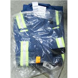 PAIR OF IFR WORKWEAR COVERALLS, HI-VIS SIZE 50T