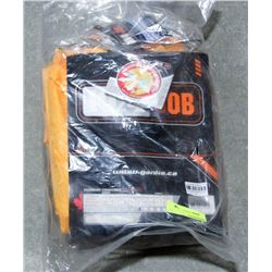 10/4 JOB RAIN SET, INCLUDES BIBS, JACKET AND