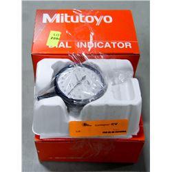LOT OF 3 MITUTOYO DIAL INDICATORS, P/N 2109S-10