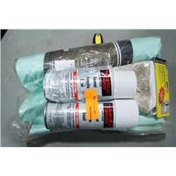 "PAINTERS LOT: INCLUDE NEW DROP CLOTH, 10"" TAPING"