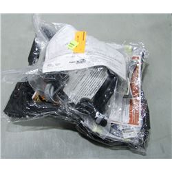 SAFETY LOT INCLUDES FACE MASK RESPIRATOR, HI-VIS