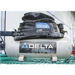 DELTA 100PSI 2 GALLON AIR COMPRESSOR