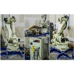FEATURE LOT: KAWASAKI ROBOTIC ARMS