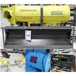 FEATURE LOT: INDUSTRIAL EQUIPMENT
