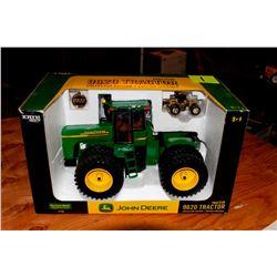 John Deere 9620 tractor Ertl 1:16 Has Box